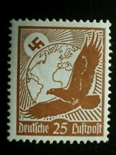 D.R., Mi. 533 x, FLUGPOST feinst postfrisch, KW 50,-