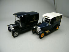 Matchbox MoY C3 Alternative Collection Police Ambulance Ford T Talbot no boxes 2