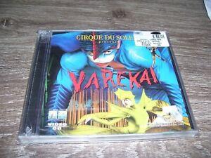Cirque Du Soleil Presents Varekai * RARE VIDEO CD VCD 2003 * New Sealed