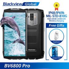 "Blackview BV6800 Pro Wasserdichtes Smartphone 5.7 ""FHD Handy 4GB + 64GB 6580 mAh"