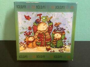 Ceaco Kids 100 Piece Christmas Puzzle (snowman JOY )