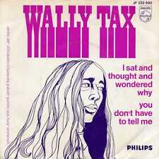 "WALLY TAX ""I SAT AND THOUGHT"" ORIG HOLL 1967 MOD OUTSIDERS"