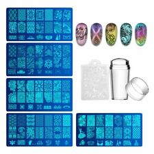 Biutee Nail Plates Designs  Animal Pattern Nail Art Stamp Stamping Template