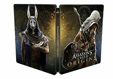 ASSASSIN'S CREED ORIGINS COLLECTOR'S STEELBOOK G2 size - sealed NEW PS4 PC XBOX