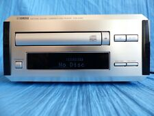 Yamaha Natural Sound Compact Disc Player CDX-E100 Silber