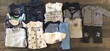 Baby Boy Lot Size 3 Months Both New and Used!