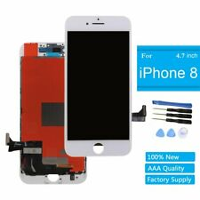 "For Apple iPhone 8G 4.7"" Screen Glass Replacement Touch LCD Digitizer White"