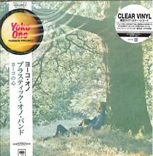 YOKO ONO-YOKO ONO PLASTIC ONO BAND-JAPAN LP BONUS TRACK Ltd/Ed J50
