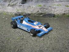 Yaxon Gitanes Ligier JS11 1979 1:43 #26 Jacques Laffite (FRA)