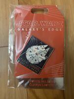 Disney Pin 2020 Star Wars Galaxy's Edge Millenium Falcon Limited Release