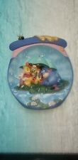 Winnie the Pooh 3-D Collector Plate ~ It's Just a Small Piece of Weather ~ Exc