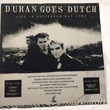 Duran Duran - Duran Goes Dutch - Live In Rotterdam May 1987 - Promo EP G / VG