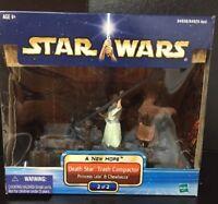 Leia and Chewbacca Death Star Trash Compactor A New Hope Star Wars Diorama #2