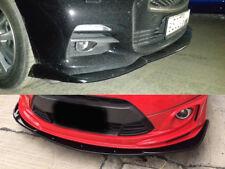 Front Deflector Spoiler Splitter Diffuser Bumper Lip Universal fit most vehicles