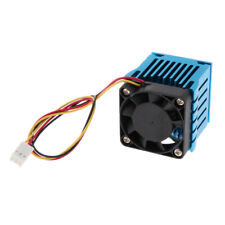 3Pin PC Laptop Cooler Cooling Fan North-South Bridge Heatsink DIY Blue