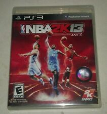 NBA 2K13 (Sony PlayStation 3, 2012)  PS3 CIB CIP Complete Tested