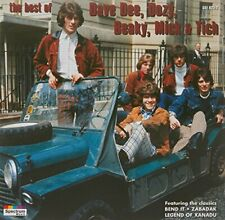 Mick and Tich - The Best Of Dave Dee, Dozy, Beaky, Mick and Tich [CD]