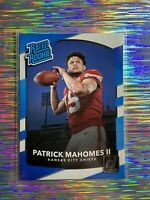 Patrick Mahomes Donruss Rated Rookie 💎✨📈 Super Bowl MVP 🐐 Invest📈📈