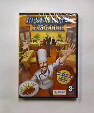 Restaurant Empire PC CD
