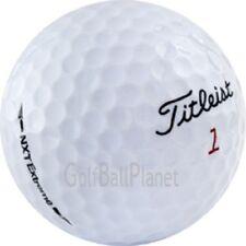 24 Titleist NXT Extreme Used Golf Balls AAA