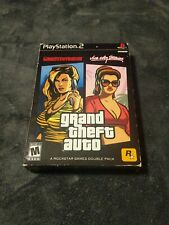 Grand Theft Auto: Liberty City Stories/Vice City Stories (Sony PlayStation 2)