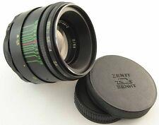 *Virtually NEW* HELIOS 44-2 Russian Lens Micro 4/3 MFT Olympus Lumix GH3 GF3 GX7