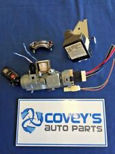 2004 Mazda Mpv mini van Ignition Switch With Key fob relay plugs OEM Complete
