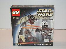LEGO STAR WARS 7139 EWOK ATTACK MISB SEALED BOX NRFB EWOKS SPEEDER BIKE