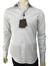 237d7bf705bf New Authentic Louis Vuitton Men s Clothing Single Cuff Shirt 15   M  A257
