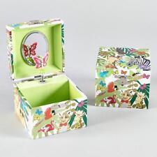 Floss & Rock Go Wild Musical Children Jewellery Trinket Box Girls Gift