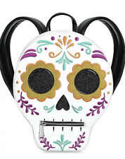 NEW WITH TAGS! Loungefly Disney Coco Sugar Skull Mini Backpack!