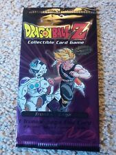 Dragon Ball Z DBZ CCG TCG Trunks Saga Special 3 Card Pack Special Edition