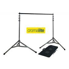 Sistema soporte portátil Cromalite para fondos   Bargain Fotos