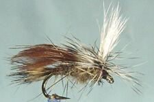 1 x Mouche Sèche Sedge Roux Para H1214/16/18 mosca fliegen emerger