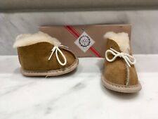 UGG Australia Baby Booties Chestnut Size Small
