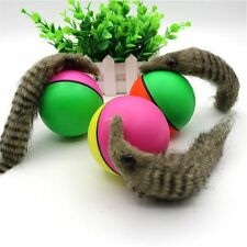 Color Random Moving Jumping Pet Chaser Beaver Ball Self Rolling Cat Toy