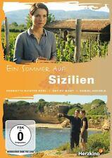 Ein Sommer auf Sizilien - Henriette Richter Röhl - Daniel Hoevels - DVD