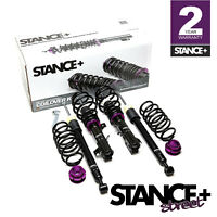 Stance+ Street Coilovers Suspension Kit Ford Fiesta Mk7 (All Engines)