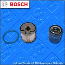 KIT Di Servizio Per PEUGEOT 406 2.2 HDI Olio Carburante Filtri BOSCH (2000-2001)