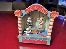 Antike Spieluhr Zirkus, Antique musicbox Bolero, memories ? Circus