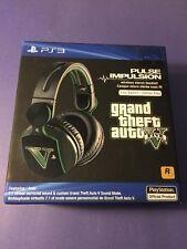 Sony Pulse Impulsion Wireless Headset Elite *Grand Theft Auto V Edition* NEW