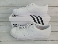 New adidas HYKE Performance AOH 001 FV3915 White Shoes Mens Size 10.5 read descr