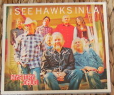 I SEE HAWKS IN L.A. Mystery Drug CD Digipack (2013)