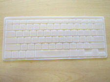 Replacement Dirt/Spashproof Rubber Membrane Cover for Wireless Mini Keyboard
