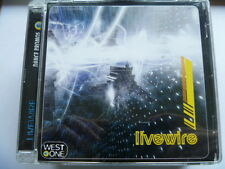 LIVEWIRE HARD HITTING BEATS WEST ONE RARE LIBRARY SOUNDS MUSIC CD