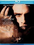 Interview with the Vampire (Blu-ray Disc, 2008) Free Shipping!