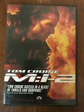 Mission: Impossible II (DVD, 2000)*Tom Cruise