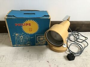 Vintage Retro  PHILIPS ULTRAPHIL HEALTH Lamp Heat  BOX Timer - KL 2867 - FREE pp