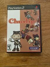 ChuLip Sony PlayStation 2 PS2 NATSUME Black Label RARE! Complete.