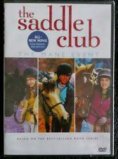 The Saddle Club - The Mane Event (DVD, 2005, WS) Keenan Macwilliam  Brand New